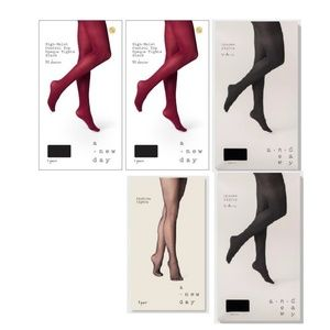 A New Day Tights S/M Group 5 PAIRS